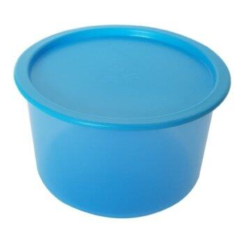 Harga Tupperware One Touch Topper Medium 1.4L Blue