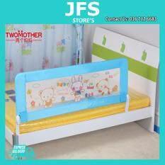 JFS Twomother Baby Bed Rails Infant Guard Rail Fence 15m