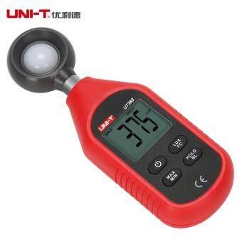 UNI-T UT383 Digital Luxmeter Light Meter Lux / FC MetersLuminometer Photometer 200,000 Lux - 3