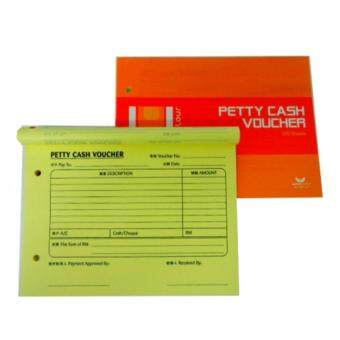 Unicorn B881 Petty Cash Voucher 100 Sheets