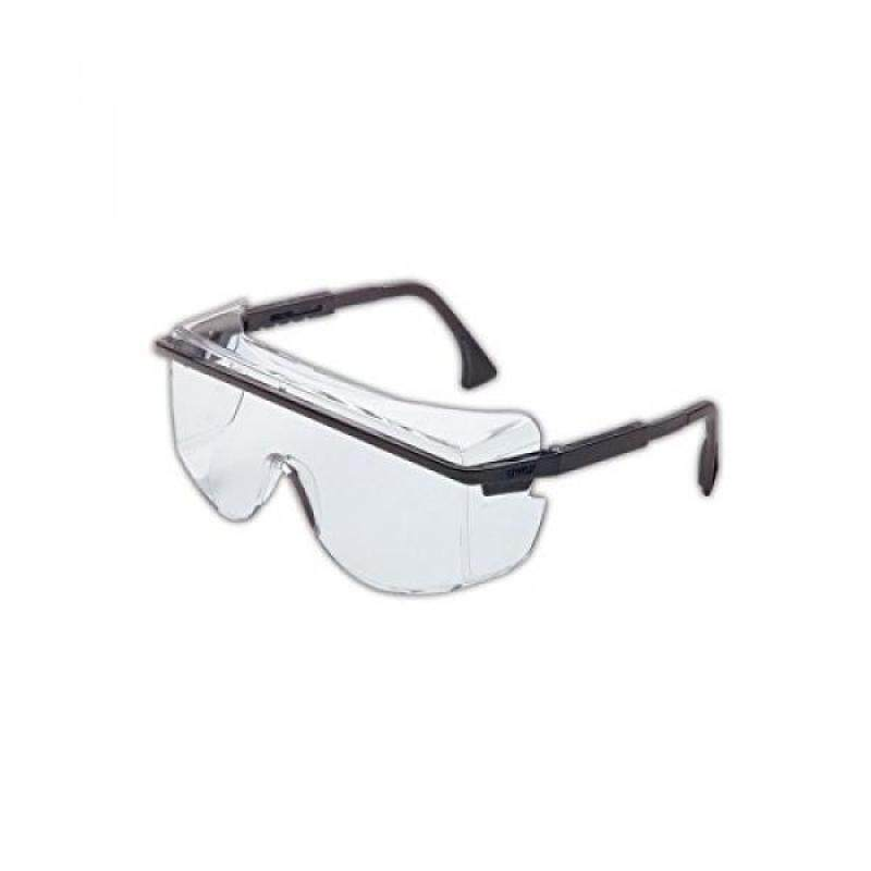 Buy Uvex S2500C-01 Astro 3001 Safety Glasses Worn Over Prescription Glasses, Clear Lens Malaysia