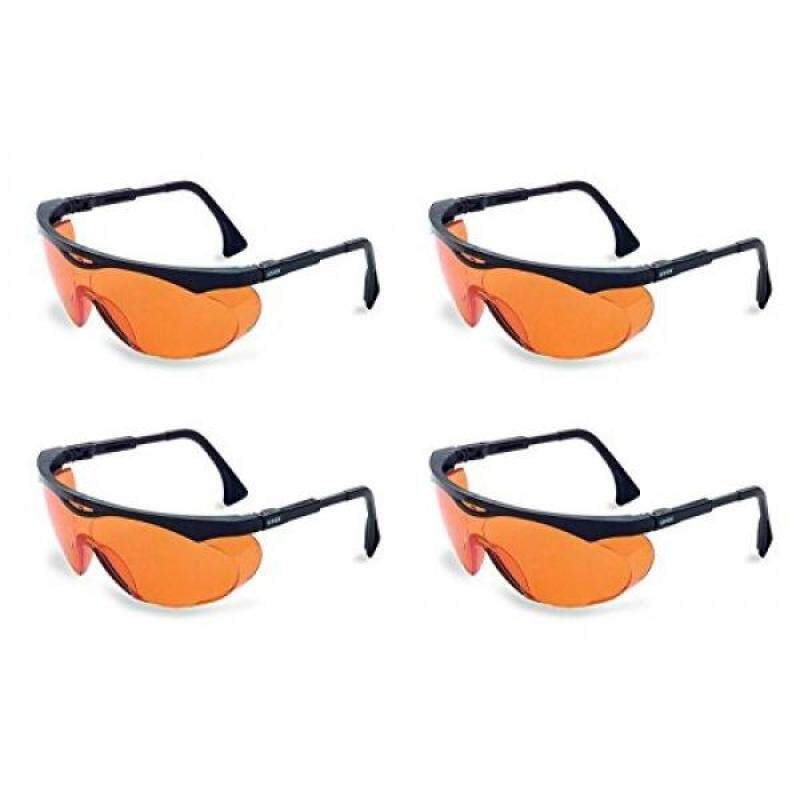 Buy Uvex Skyper Blue Light Blocking Computer Glasses with SCT-Orange Lens, 3-Pack Malaysia