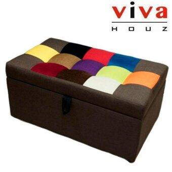 VIVA HOUZ - CABELLO XL Storage Ottoman/Sofa/Bench (Brown)  sc 1 st  Lazada & VIVA HOUZ - CABELLO XL Storage Ottoman/Sofa/Bench (Brown) | Lazada ... islam-shia.org