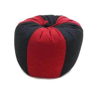 VIVA HOUZ - Mini Cutie Kids Bean Bag (Maroon / Black)