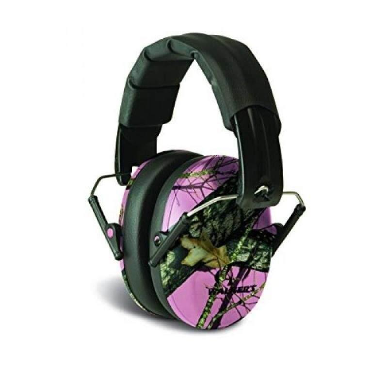 Buy Walkers Low Profile Folding Muff (Pink Mossy Oak Camouflage) Malaysia