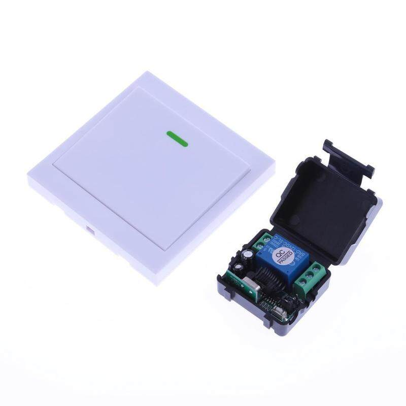 Buy Wireless Remote Control 12V 1 Channel Relay Remote Module RC Switch Malaysia