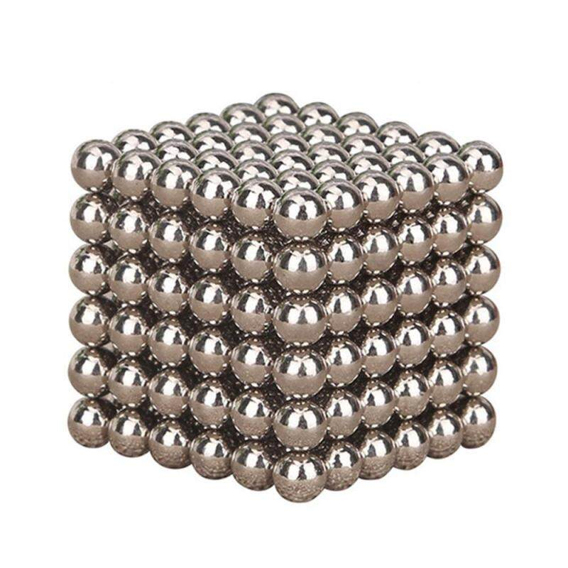 Womdee Magnetic Decompression Toy Balls, Kobwa Small Balls for Children Party Games (216 Pack5mm)