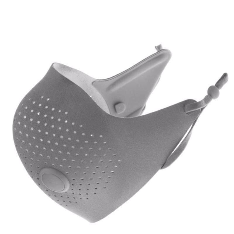 Buy Xiaomi Mijia Unisex Airwear PM0.3 Anti-haze masks(Grey) Malaysia