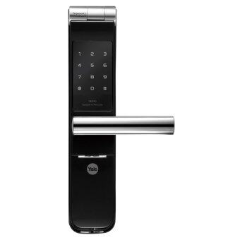 yale biometric digital door lock ymf40 - Biometric Door Lock
