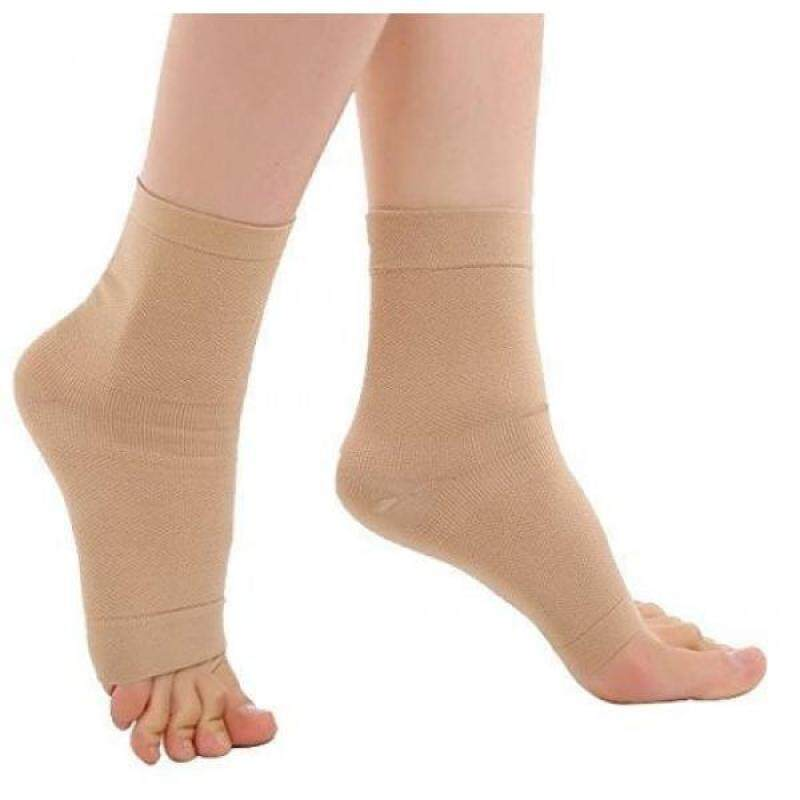 Buy Zcargel Ankle Support Open-Toe Compression Socks for Men Women Malaysia