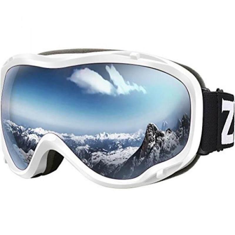 Buy ZIONOR Lagopus Ski Snowboard Goggles UV Protection Anti-fog Snow Goggles for Men Women Youth Malaysia