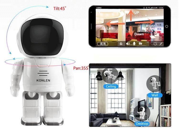 WIFI CCTV Camera 3