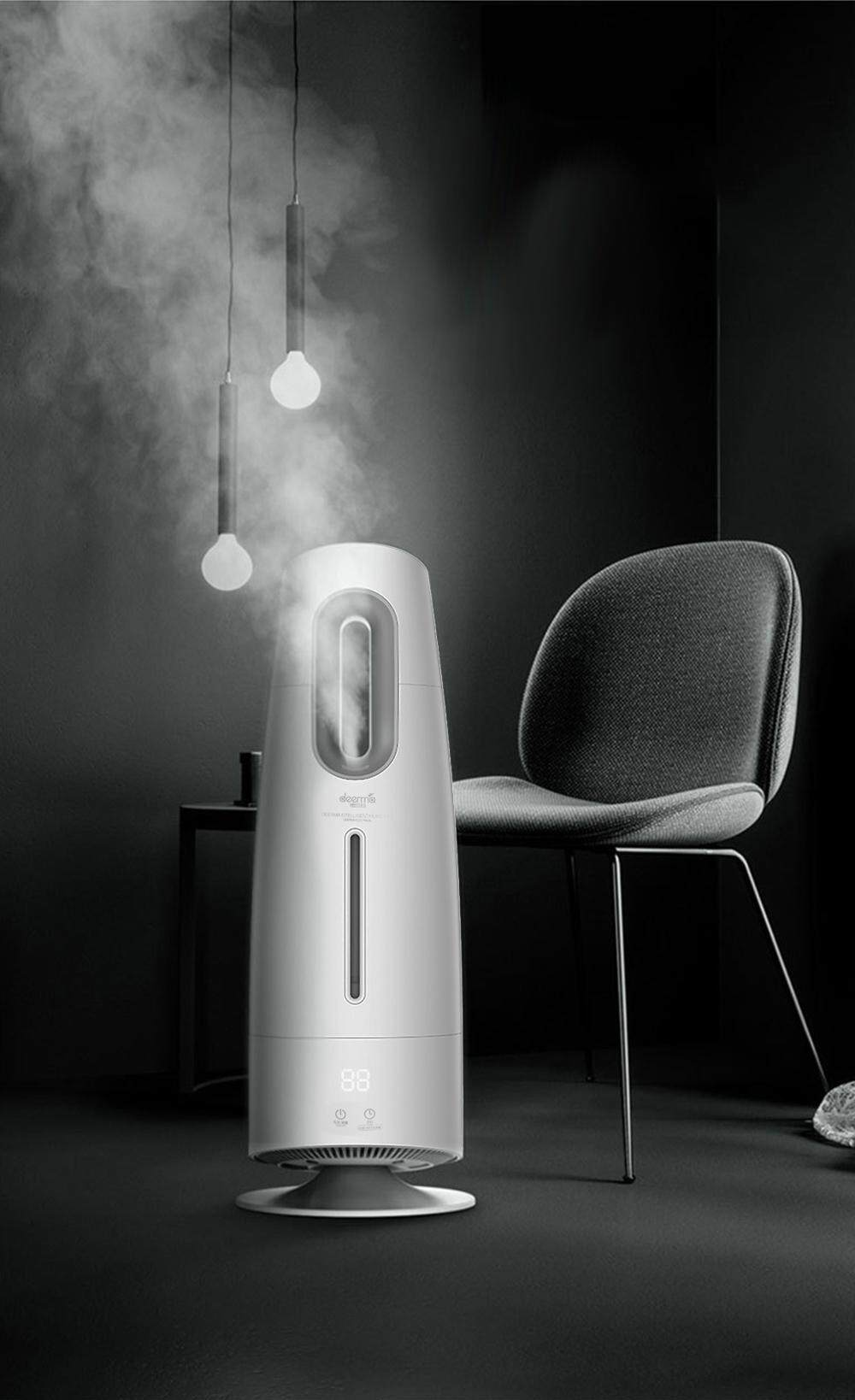 DEERMA DEM - LD700 Mist Humidifier 4L Air Purifying for Air-conditioned Rooms Office