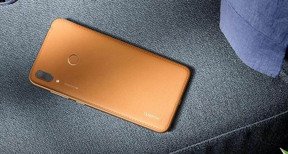 Y7 Prime 2019 Leather 64GB
