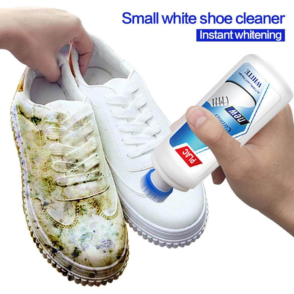 1pcs Small White Shoe Detergent Cleaner Bleach For Shoes