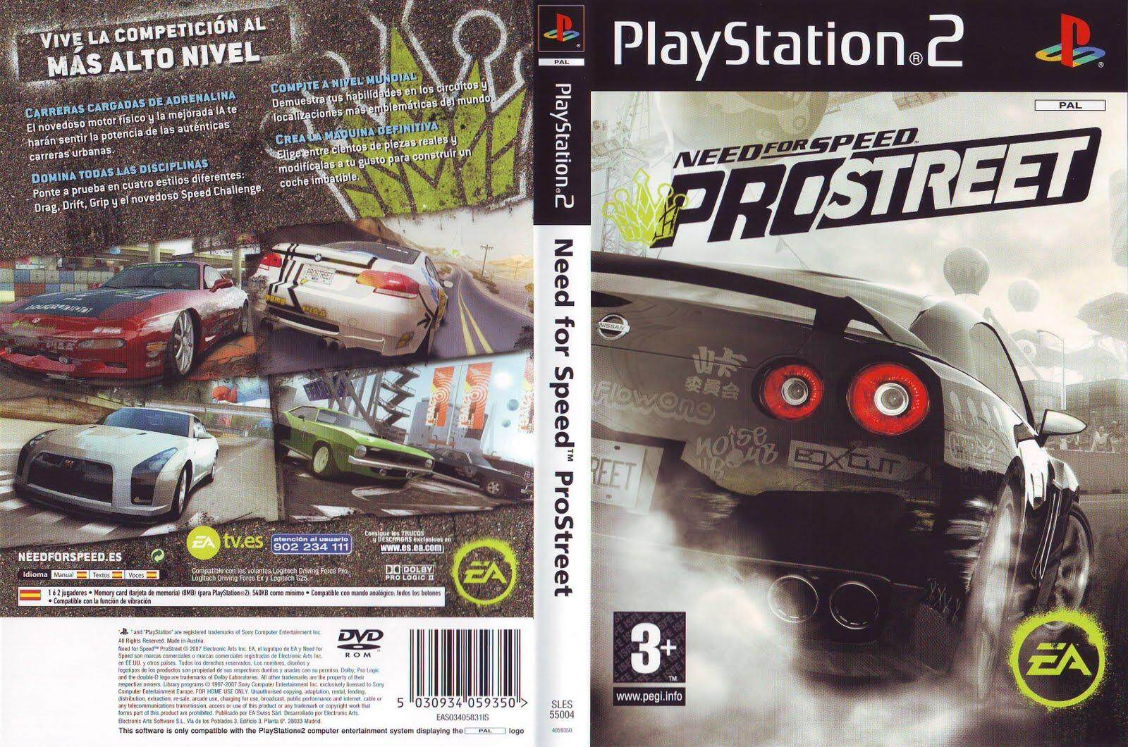 trucos de need for speed carbon ps2