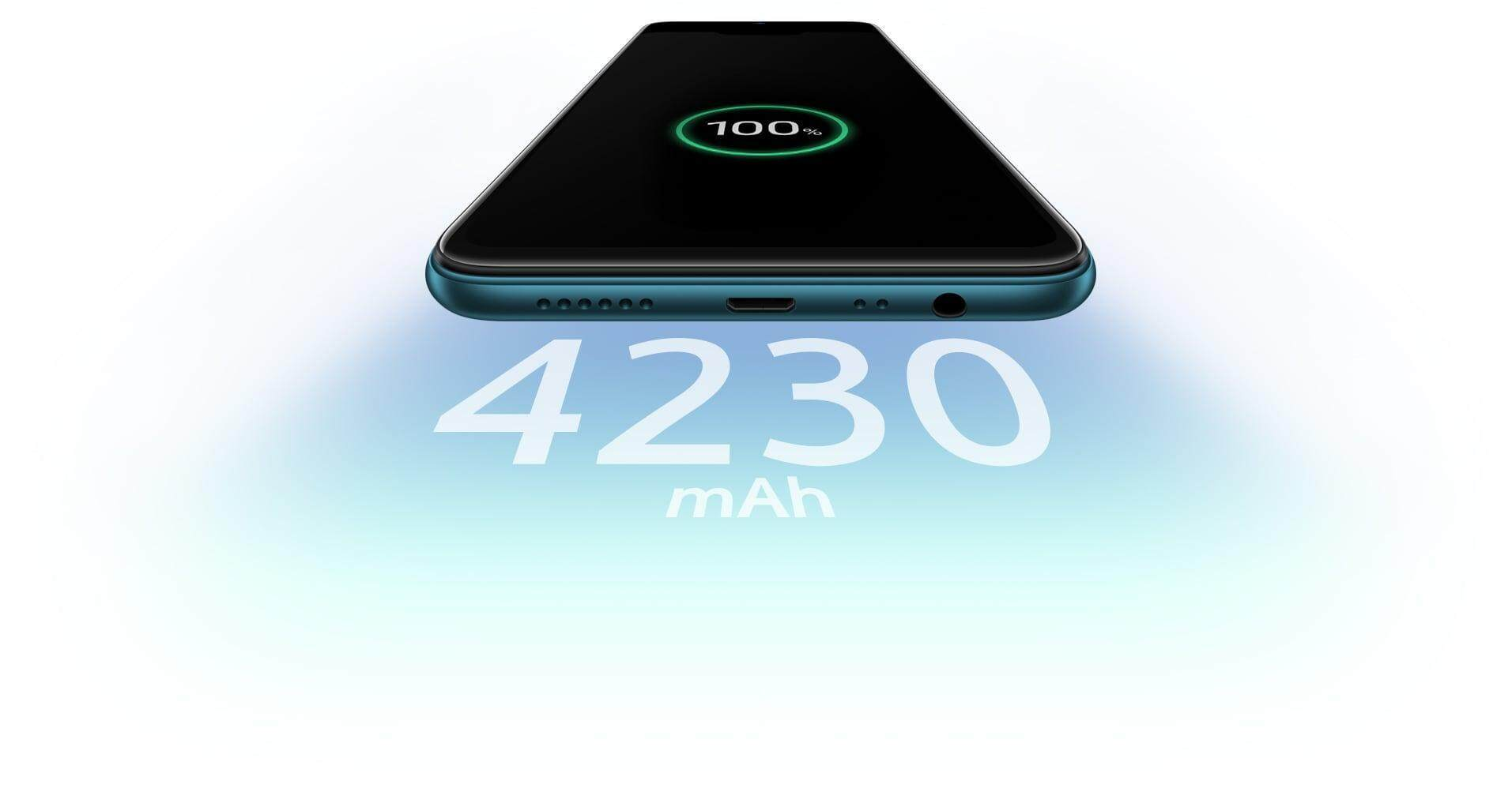 OPPO A7 - 4230mAh battery