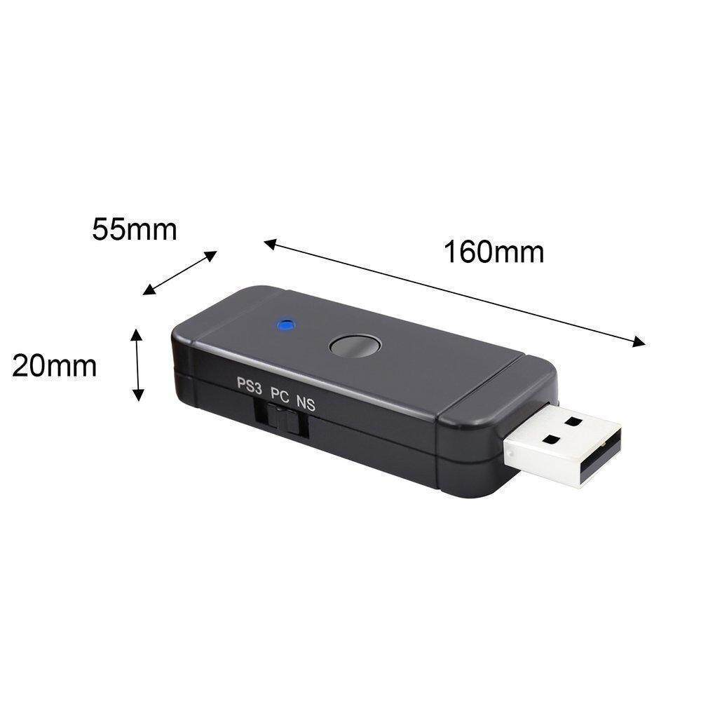 Mini Usb Wireless Bluetooth Adapter For Ps4for Xbox One Sfor