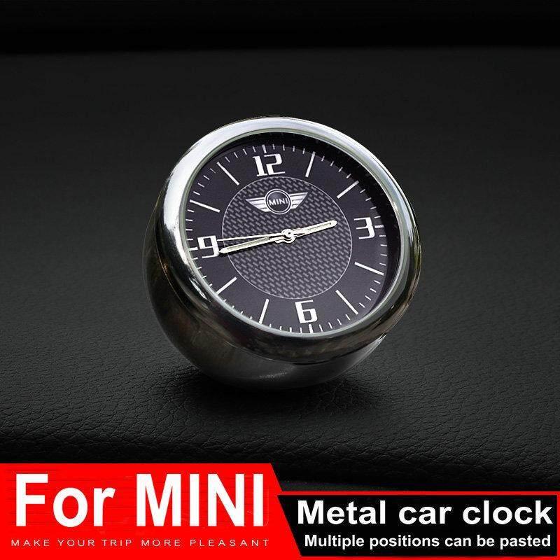 Digital  Interior  Decoration Analog Quartz  Car Clock Dashboard  Air Vent