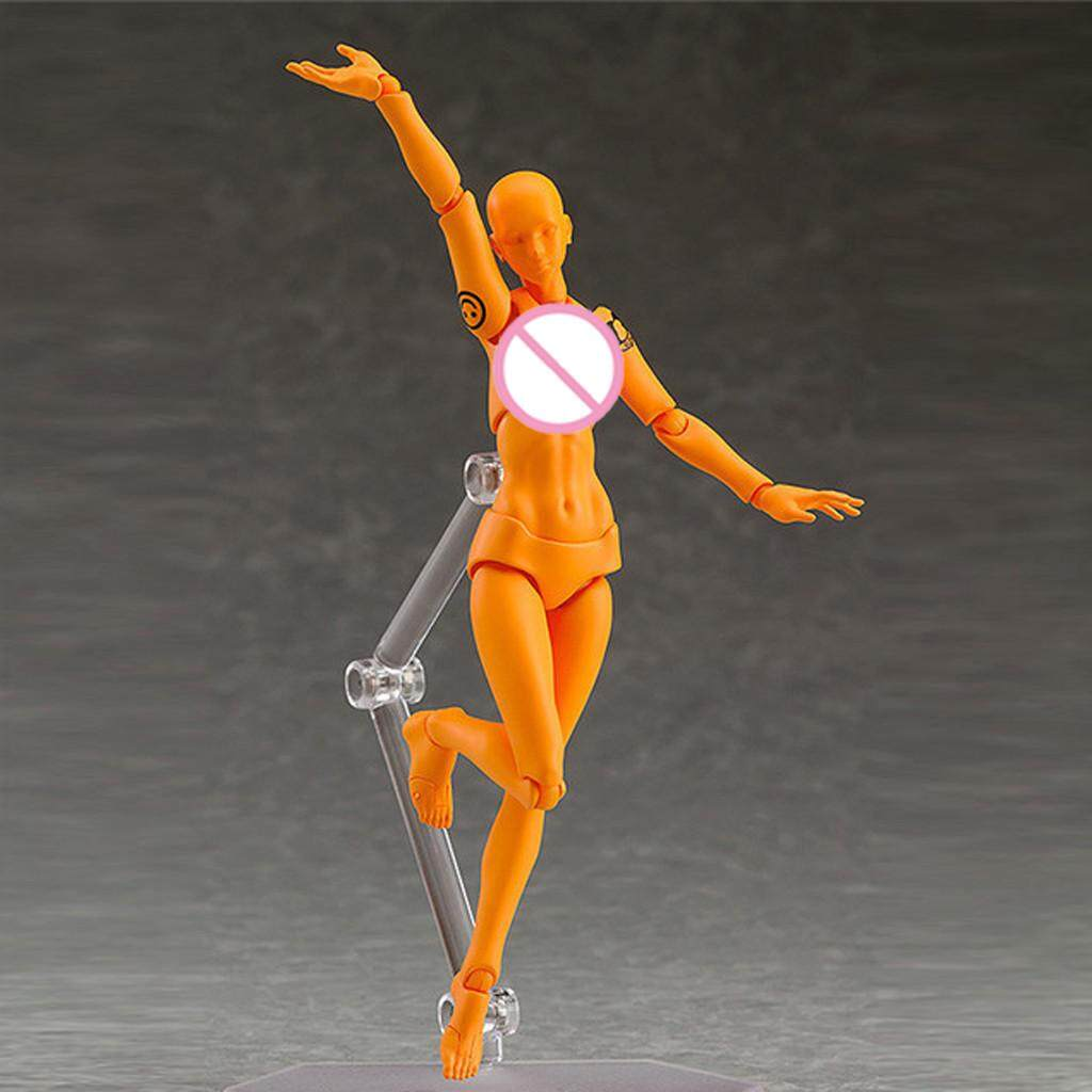 Human Mannequin Man Woman Drawing Figures Fit For Artists Action Figure Model