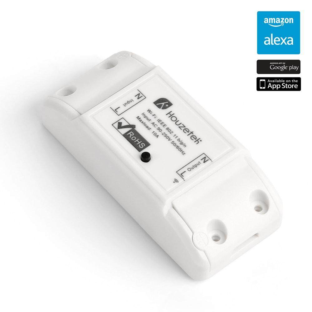 Houzetek Smart Breaker- White
