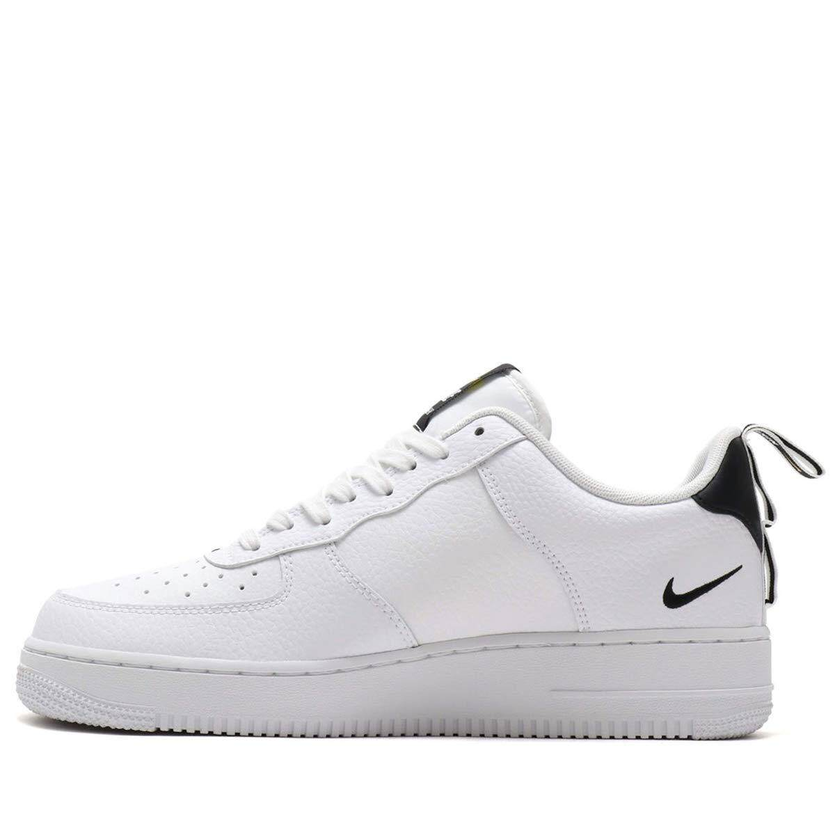 big sale 3ccd2 2b340 Specifications of Classic casual shoes white black low N i k e air force one   AIR FORCE 1 07 LV8 UTILITY  lace AJ7747-100 overseas direct mail DC0100