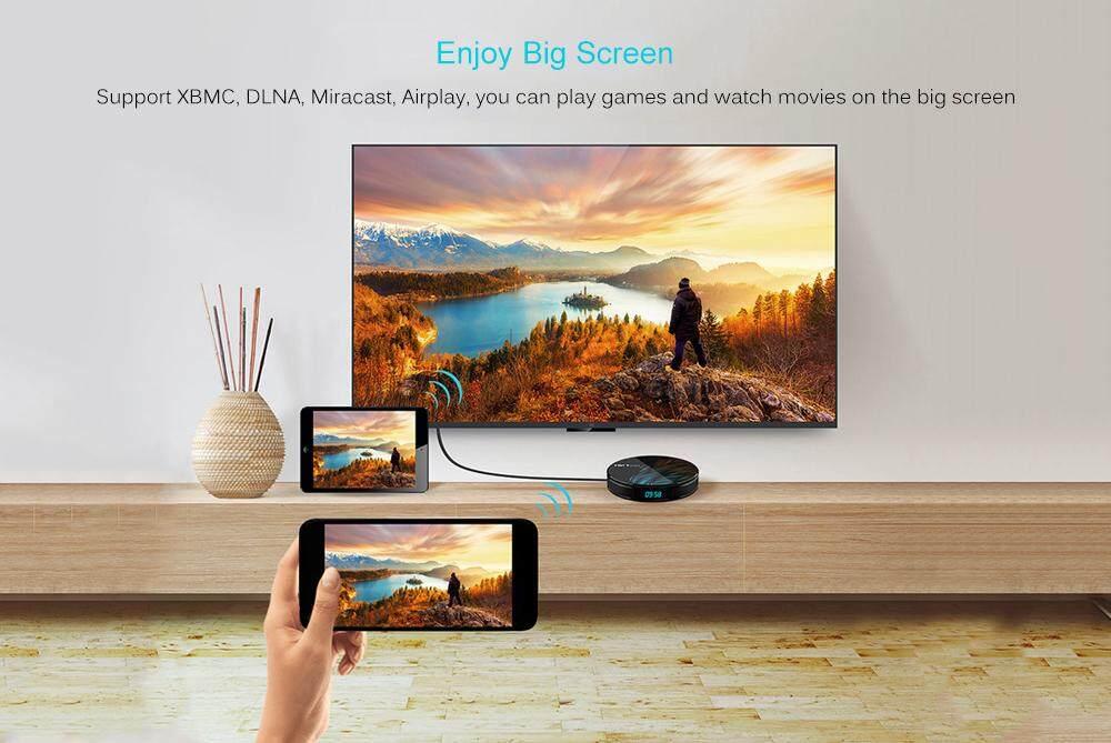 hk1 max smart tv box android 9 0 4gb 64gb rk3328 1080p 4k