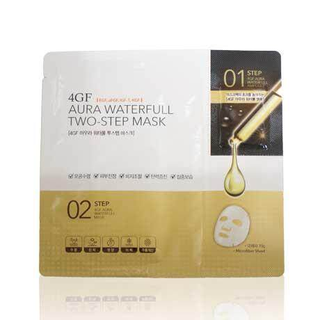 4GF Aura Waterfull Two-Step Mask
