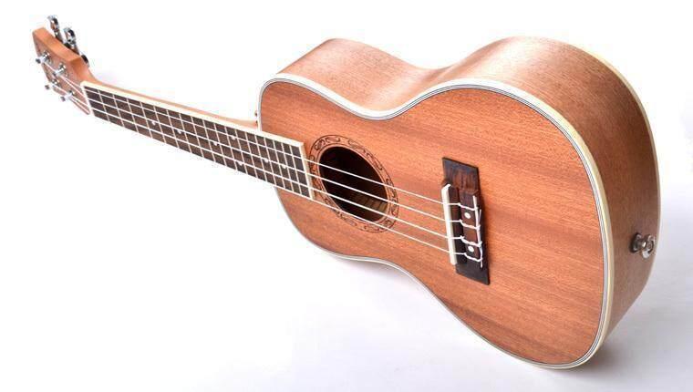 Deviser ukulele Mahogany uk24-30 Concert electric ukulele