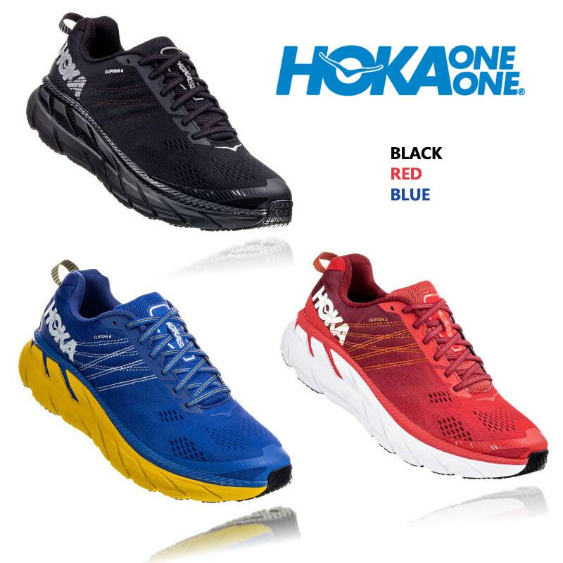 Hoka One One Men's Shoes Clifton 6