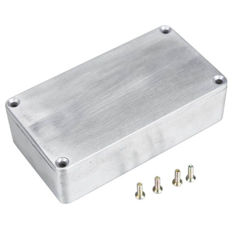 1590B Style Effects Pedal Aluminum Stomp Box Enclosure for Guitar Malaysia