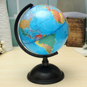 Buy 20cm blue ocean world globe map with swivel stand geography 20cm blue ocean world globe map with swivel stand geography educational toy gift intl gumiabroncs Images