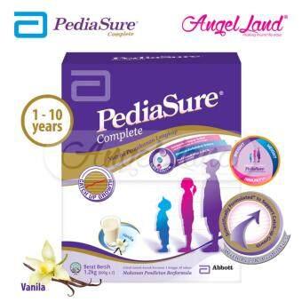 Abbott Pediasure Complete S3S Vanilla (1-10 Yrs) BIB 1.2kg