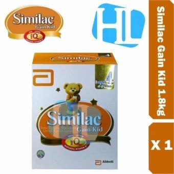 Abbott Similac Gain Kid 1.8kg BIB X 1
