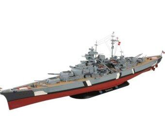 ACADEMY German Pocket Battleship BISMARCK MODEL FIGURE