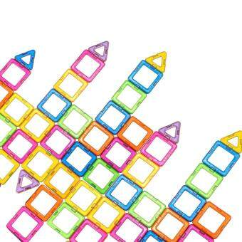 Allwin 40-Pcs Magnetic Blocks Set Kids Magnetic Toys ConstructionBuilding Tiles Blocks for Creativity Educational - 2