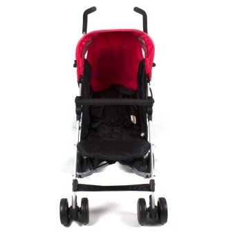 Anakku Signature Baby Buggy (Red) - 2