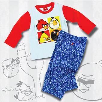 Angry bird Boy Pajamas set