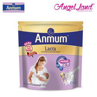 Anmum Lacta Less Sugar Milk for Mum to breastfeed Doy Pack (7sticks x 36gm) - 2
