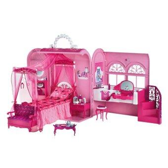 Barbie  The Princess   The Popstar Royal Bed   Bath. Barbie  The Princess   The Popstar Royal Bed   Bath   Lazada Malaysia