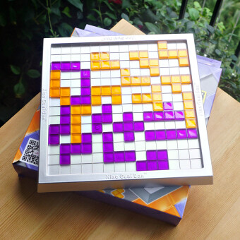 Sell Board Game Gladiator Chess 2 4 People Version Blokus