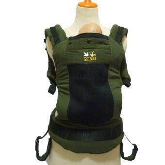 BOBITA SSC ERGONOMIC BABY CARRIER (ARMY GREEN)