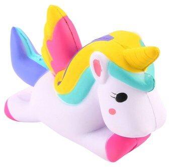 BYL kawaiitoys unicorn jumbo slow rising squishy toy