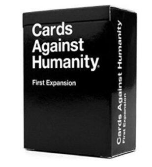 Cards Against Humanity Cards First Expansion Toy for Kids