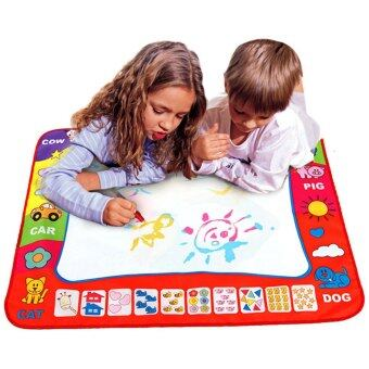 Harga Children Aqua Doodle Drawing Toys 1 Painting Mat and 2 Water Drawing Pen
