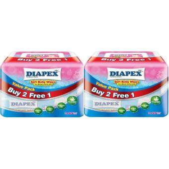 Sell diapex baby soft wipes 80 sheets buy 2 free 1 on for How to buy soft sheets