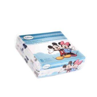 Harga Disney Baby Printed Napkin 8pcs - Best Buy