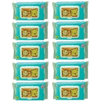 Harga Disney Baby Wipes 80s x 10