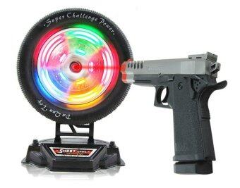 Harga EcoToy Shooting Game with Infrared Toy Gun For Kid