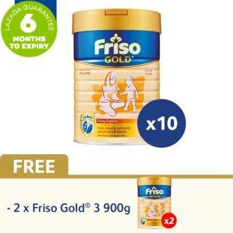 Friso Gold 3 900gx12